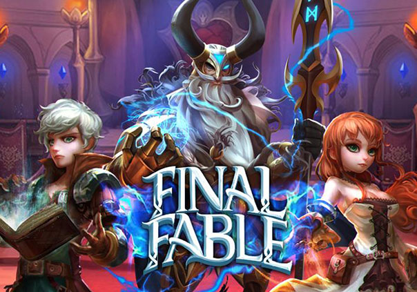 Final Fable Game Banner