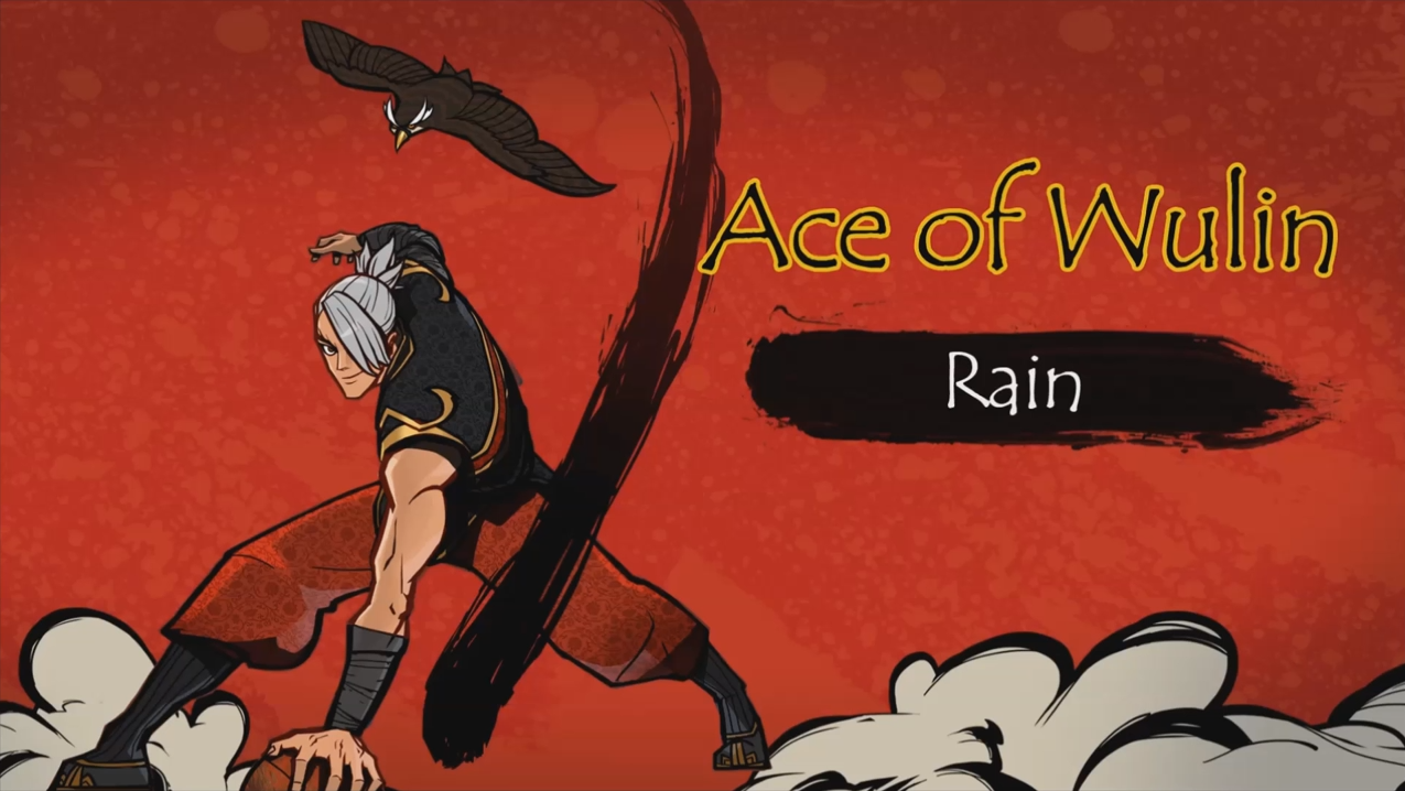 Freestyle 2 Rain Character Introduction
