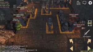 Heroes of Dire 3v2 Gameplay Demo