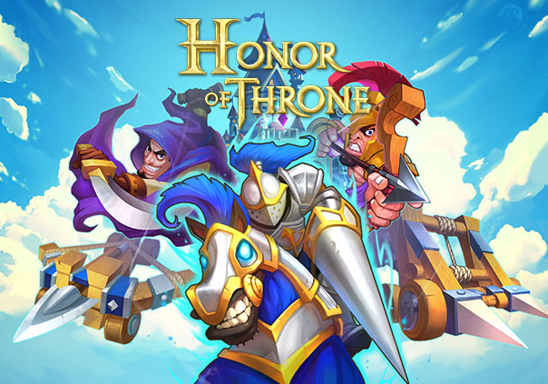 Honor of Throne Game Profile Banner