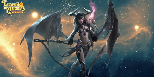 League of Angels 3. raiders wallpaper wallpaperTons ...