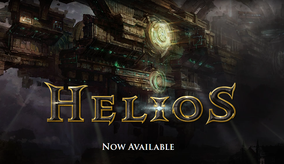 Lineage II Helios Expansion Now Live