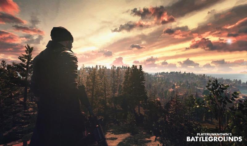 PLAYERUNKNOWN's Battlegrounds Revealed