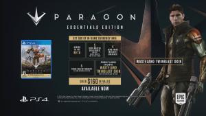 Paragon Essentials Edition Launch Trailer