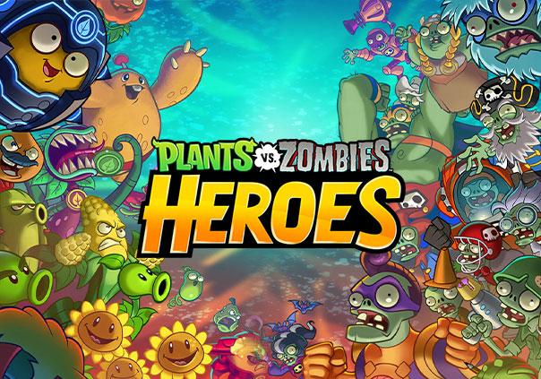 Plants vs. Zombies: Heroes | MMOHuts