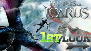 Riders of Icarus - First Look