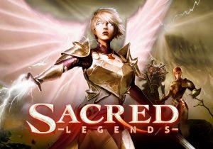 Sacred Legends Game Profile Banner