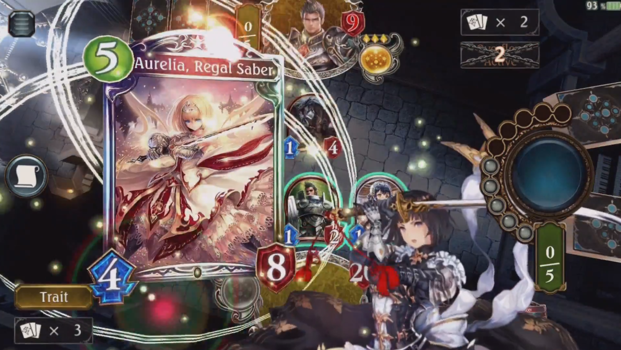 shadowverse how to play forestcraft