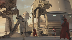 Star Wars Battlefront Bespin Launch Trailer