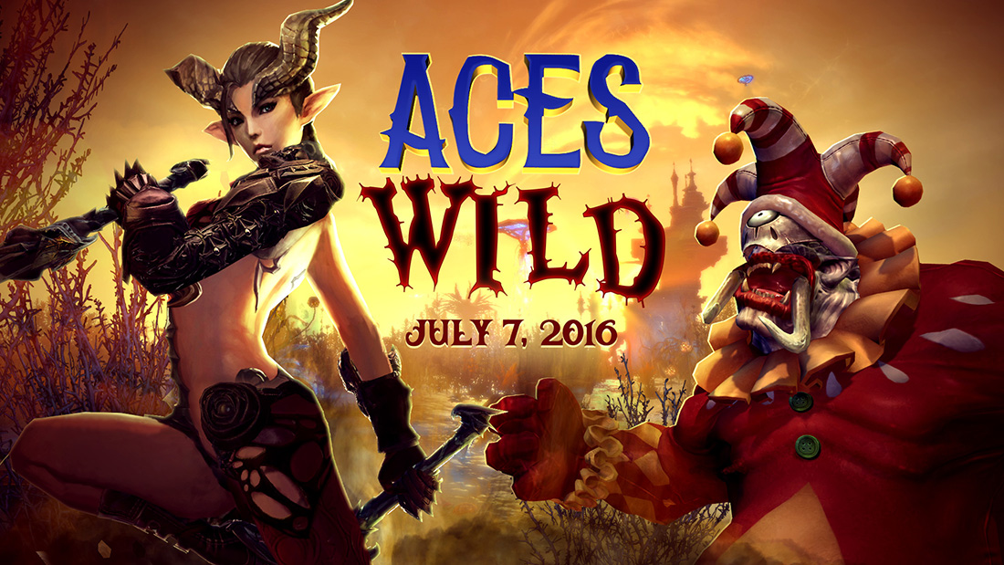 TERA Aces Wild Update Announced