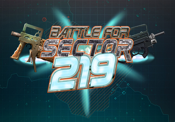 The Battle for Sector 219 Game Profile Banner