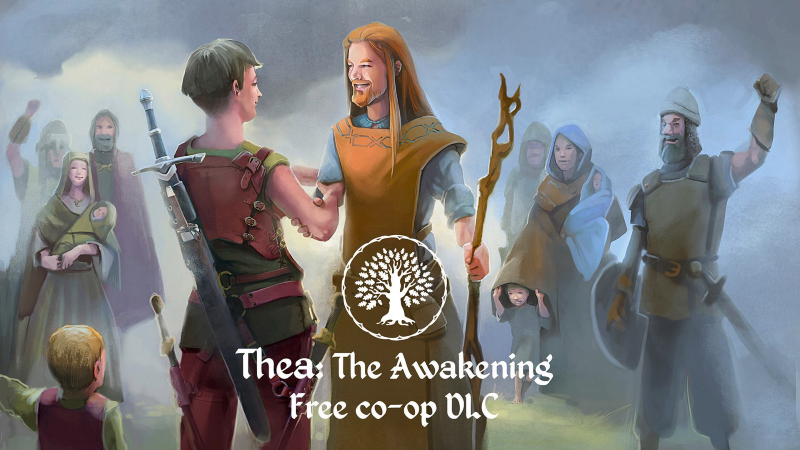 Thea: The Awakening Launches Multiplayer DLC