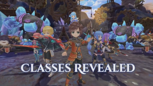 Twin Saga Class Introduction