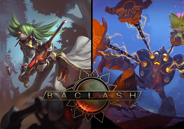 BAClash Game Profile Banner