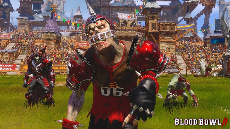 Blood Bowl 2 Undead Team Revealed