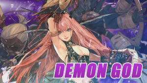 Dungeon Fighter Online Demon God (Knight Second Awakening)
