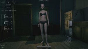 Dogma: Eternal Night Female Character Creation Preview