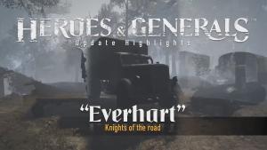 Heroes & Generals Everhart Update Overview