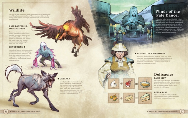Moon Hunters Art Book Released, PS4 Delayed