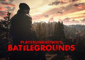 PLAYERUNKNOWN'S BATTLEGROUNDS Game Banner