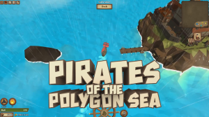 Pirates of the Polygon Sea Early Access Trailer