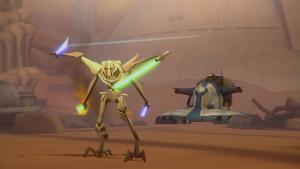 Star Wars: Galaxy of Heroes Tank Takedown Raid Trailer