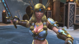 SMITE Patch 3.13 Overview (Valkyrie Reloaded)