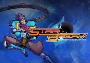 StarBreak Game Profile Banner