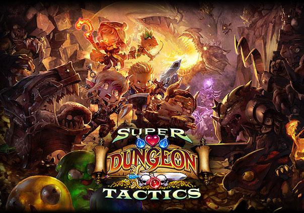 Super Dungeon Tactics Game Profile Banner