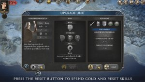 Total War Battles: KINGDOM Skill Reset Feature