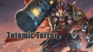 Heroes of Order & Chaos Totemic Terror Kotun