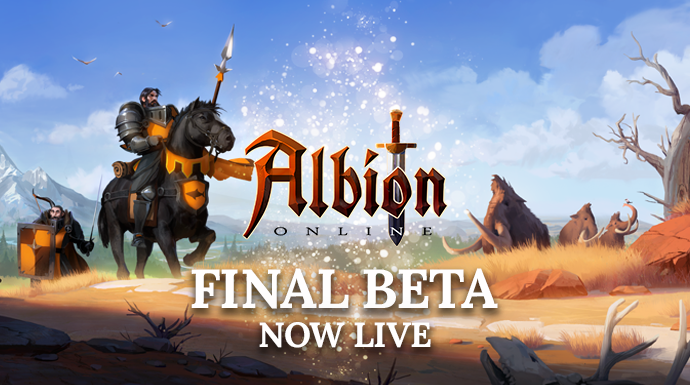 Albion Online Final Beta Now Live