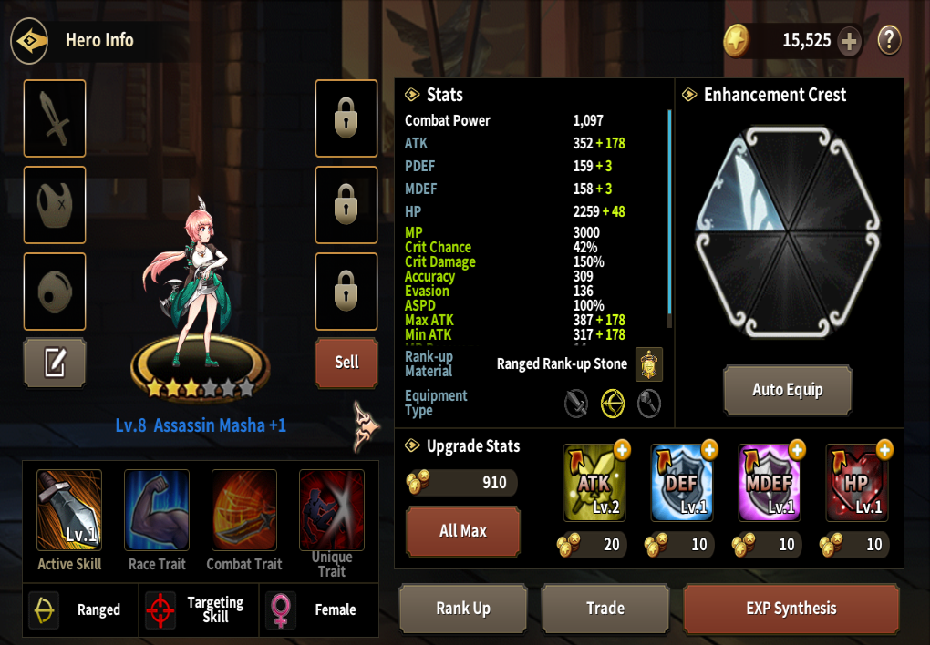 Chaos Chronicle Android Review
