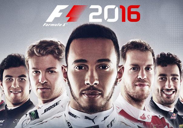 F1 2016 Game Profile Banner
