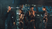 "Call of Duty Infinite Warfare ""Long Live the Captain"" In-Game Cinematic"