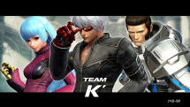 The King of Fighters XIV Team K' Trailer