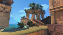 Paladins Temple Isle Map Reveal