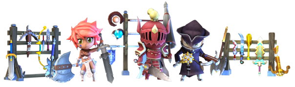 Super Dungeon Tactics Weapons Revealed