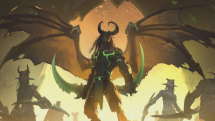 World of Warcraft Harbingers - Illidan