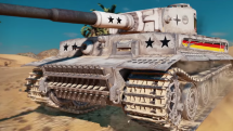 World of Tanks Console - Hammer Tiger Reveal