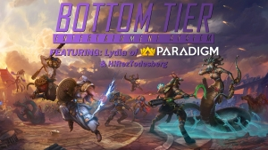 Bottom Tier LIVE: Smite Q&A with Lydia of Paradigm & HiRezTodesburg
