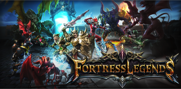 Fortress Legends Launches on Mobile