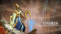 Gods of Rome Osiris Spotlight