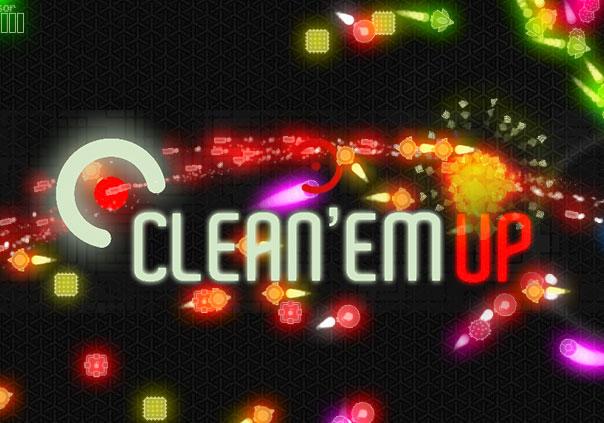 Clean Em Up Game Profile Banner