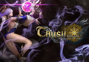 Crush Online Game Profile Banner