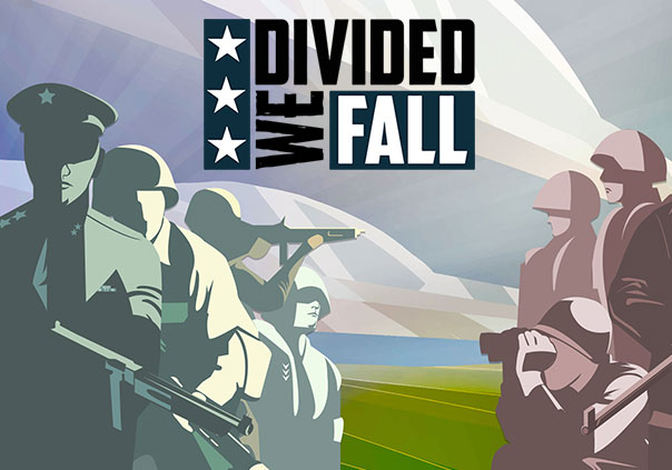 Divided We Fall Game Profile Banner