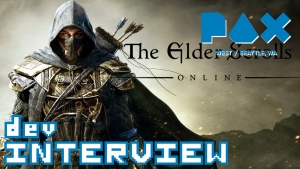 Elder Scrolls Online PAX Dev Interview