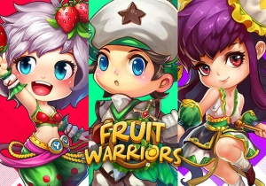 Fruit Warriors Game Profile Banner