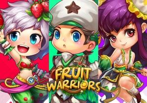 Fruit Warriors Game Profile Banner