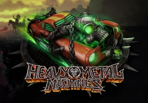 Heavy Metal Machines Game Profile Banner